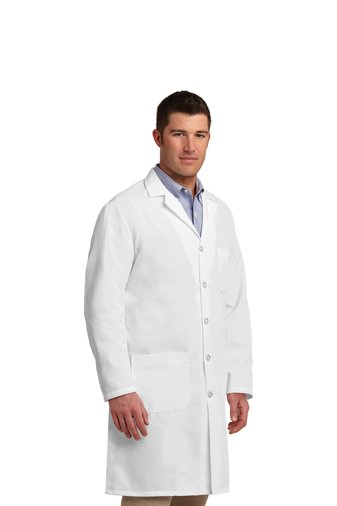 Lab Coats Personalized Embroidery Logos Custom Uniforms