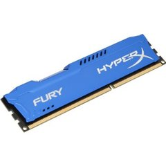 Kingston HyperX FURY Blue 8GB - PC3-12800 - DIMM