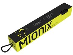 Mionix Sargas 400 L soft gaming mouse pad