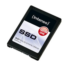 Intenso 2.5-Inch 128GB SATA III Premium Performance Solid State Drive