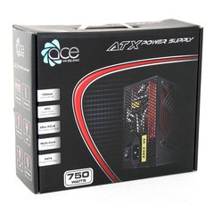 Ace ATX power supply 750 watts