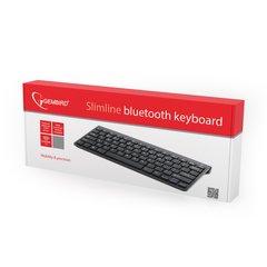 Gembird Slimline Bluetooth keyboard US layout