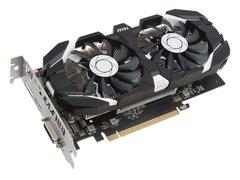 MSI GeForce GTX 1050 Ti 4GT OC Dual Fan