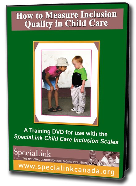 How to Measure Inclusion Quality in Child Care—DVD