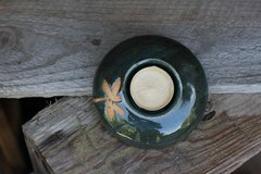 Dark Dragonfly tea light #3