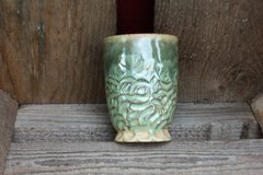 Craved Green goblet
