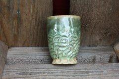 Craved Green goblet