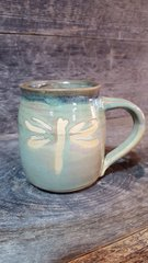 Dreamy Dragonfly mug #2