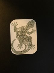 Gecko Design Silly Patch