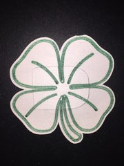 4 Leaf Clover Design Omnipod® Silly Patch