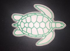 Sea Turtle Design Omnipod® Silly Patch