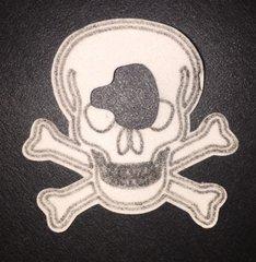 Skull Design Medtronic Enlite® Silly Patch