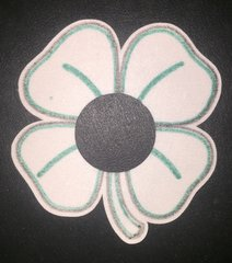 4 Leaf Clover Design Abbott Freestyle Libre Pro Silly Patch