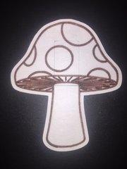 Mushroom Design Dexcom® Silly Patch