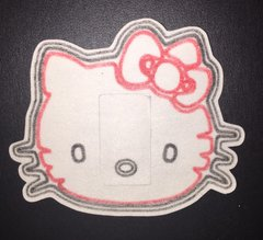 Kitty Design Silly Patch