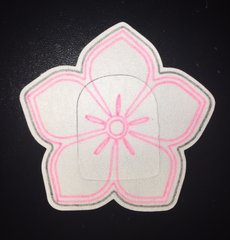 Flower Design Omnipod® Silly Patch
