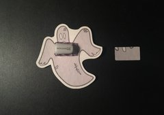 Ghost Designed Silly Patch