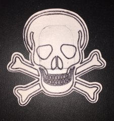 Skull Design Omnipod® Silly Patch