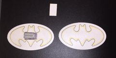 Batman Design Silly Patch