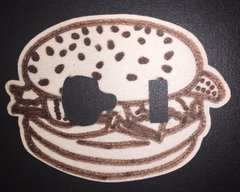 Hamburger Design Medtronic Enlite® Silly Patch