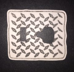 Diamond Plate Design Medtronic Enlite® Silly Patch