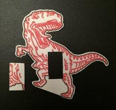 T-Rex Dinosaur Design Dexcom® Silly Patch