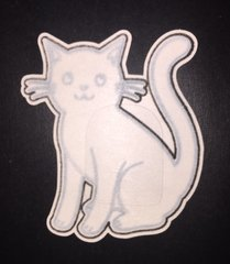 Cat Design Omnipod® Silly Patch
