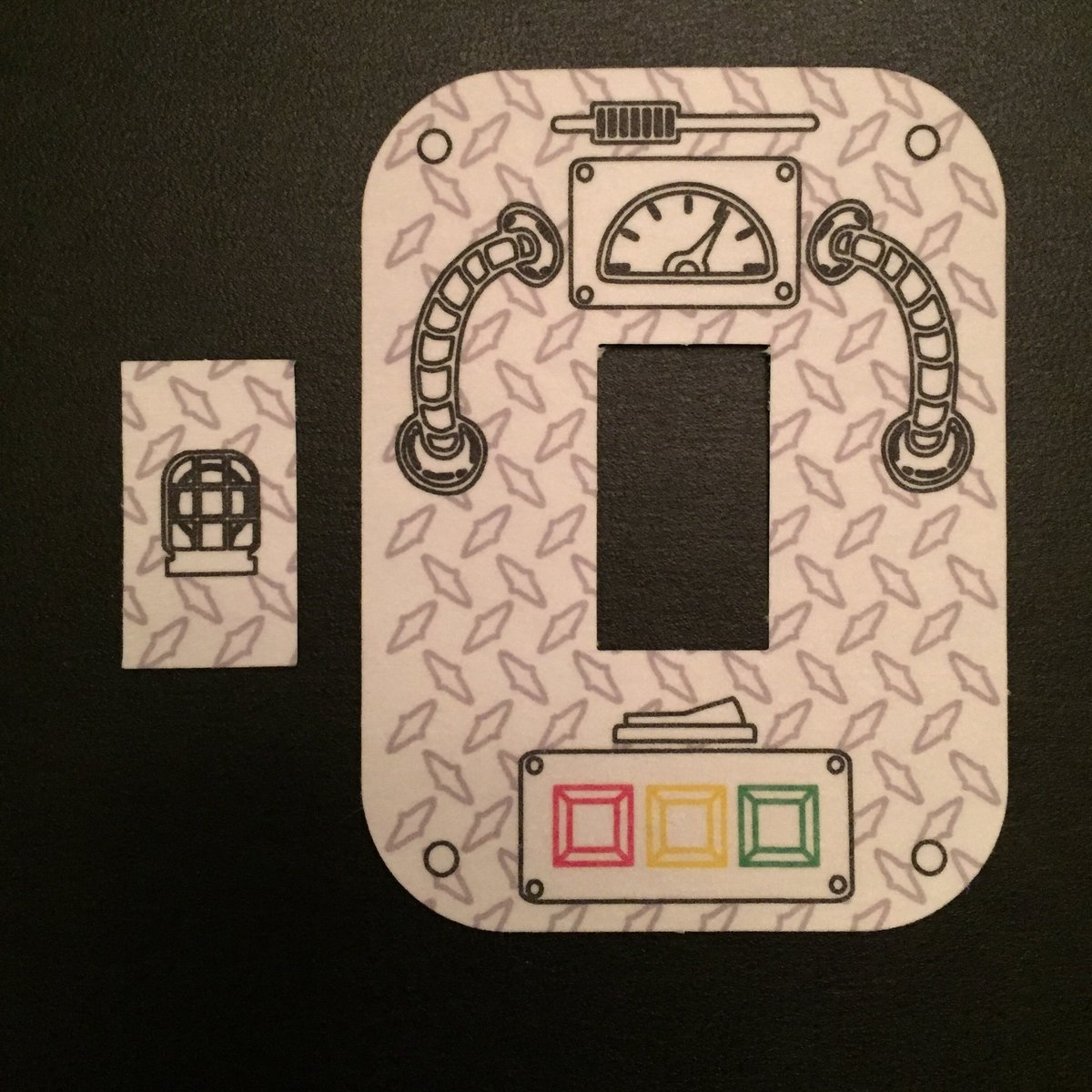 Adhesive Silly Patch to Secure CGM Sensor and Insulin Pump ...