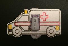 Ambulance Design Dexcom® Sensor Silly Patch