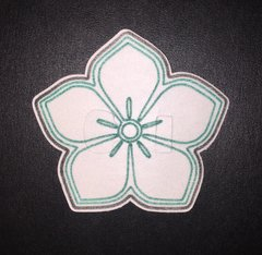 Flower Design Medtronic Enlite® Silly Patch