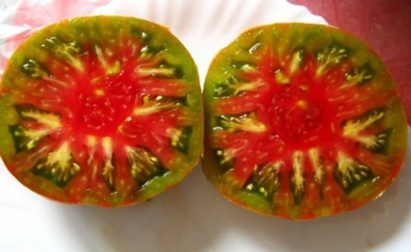 Brandywine Yellow Tomate