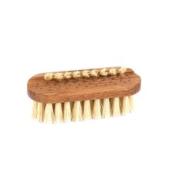 Natural Oak Nail Brush