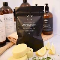 Olieve & Olie Organic Salt Scrub