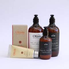 Organic After Bath - Hand & Body Cream 80ml Tube