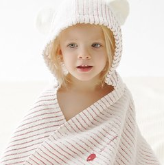 Mille Hooded Bath Towel