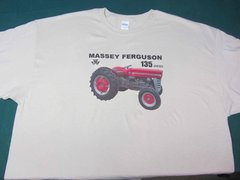 MASSEY FERGUSON 135 DIESEL TEE SHIRT