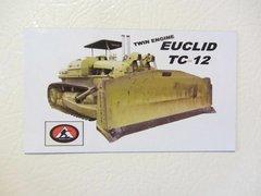 EUCLID TC-12 Fridge/toolbox magnet
