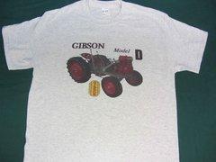 GIBSON MODEL D TEE SHIRT