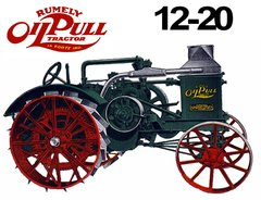 RUMELY 12-20 TEE SHIRT