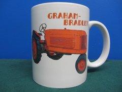 GRAHAM BRADLEY NF COFFEE MUG