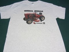 WHEEL HORSE CHARGER 12 TEE SHIRT