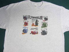 FLYWHEELER ENGINE TEE SHIRT