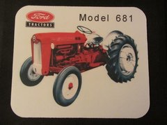 FORD 681 MOUSEPAD