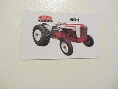 FORD 801 Fridge/toolbox magnet