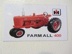FARMALL 400 Fridge/toolbox magnet