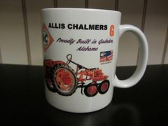 "ALLIS CHALMERS G ""GADSDEN"" COFFEE MUG"