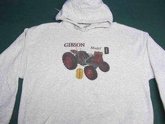 GIBSON MODEL D HOODED SWEATSHIRT