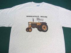MINNEAPOLIS MOLINE M602 TEE SHIRT