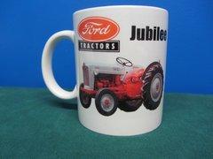 FORD JUBILEE COFFEE MUG