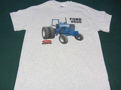 FORD 8600 2 POST TEE SHIRT